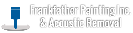 Frankfather Painting Inc. & Acoustic Removal, Logo
